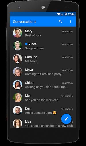 Chomp SMS 8.32 screenshots {n} 3