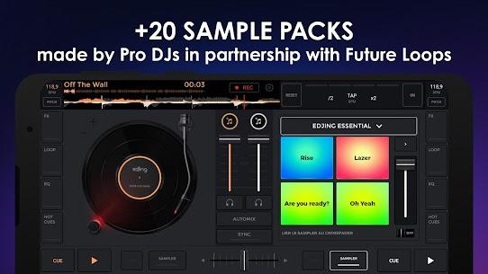 edjing Mix Mod Apk- Free Music DJ app (Pro Unlocked) 3