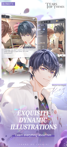 Tears of Themis Varies with device screenshots 2