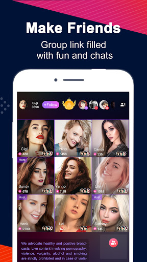 Foto do Uplive - Live Video Streaming App