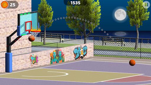 Basketball: Shooting Hoops 2.6 screenshots 1