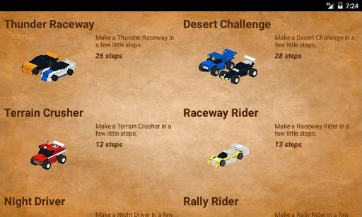 Tiny racers in Bricks 3.5 screenshots 1