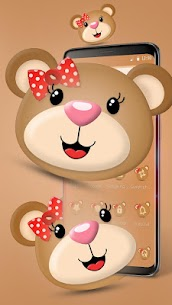 Gorgeous Teddy Bear Launcher 1.1.4 Mod APK Latest Version 2