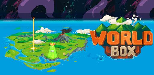 Worldbox Sandbox God Simulator Apps On Google Play
