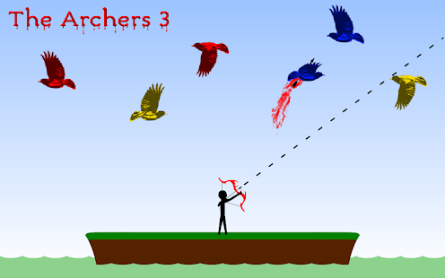 The Archers 3 : Bird Slaughter Screenshot