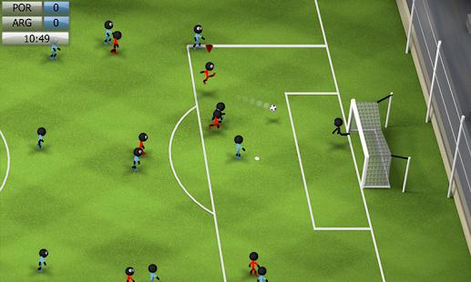 Stickman Soccer 2014 screenshots 12