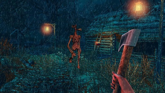 Horror Siren Head Game : Haunted Town 7
