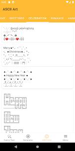 Fancy Text Symbols Mod Apk (Premium Features Unlocked) 8