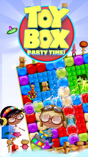 Toy Box Story Party Time - Free Puzzle Drop Game!  screenshots 8