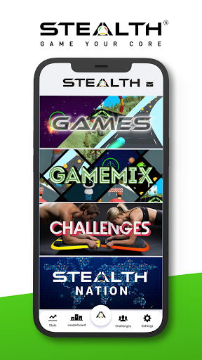 Stealth Fitness  screenshots 1
