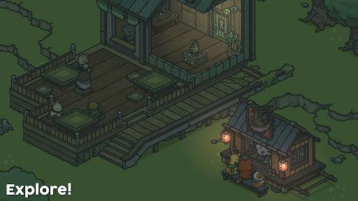 Tsuki's Odyssey  screenshots 3