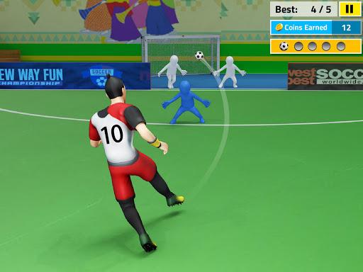 Indoor Soccer Games: Play Football Superstar Match  screenshots 12
