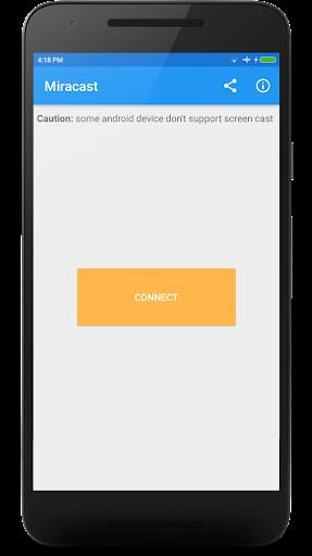 Miracast - Wifi Display 2.0 Screenshots 4