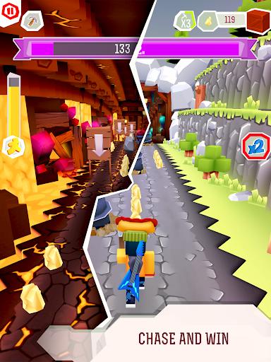 Chaseu0441raft - EPIC Running Game. Offline adventure.  screenshots 18