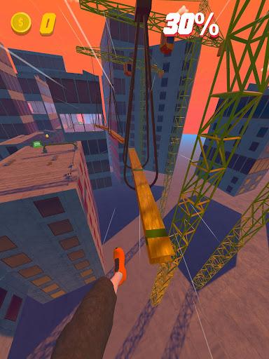 Rooftop Run  screenshots 21