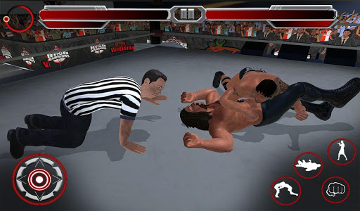 World Wrestling Revolution Stars: 2017 Real Fights 1.0.2 Screenshots 18