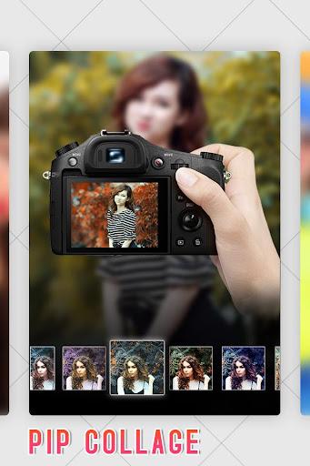 PIP Camera Apkfinish screenshots 2