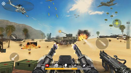 Beach War: Fight For Survival Mod Apk 0.0.9 (Mod Bullets) 5