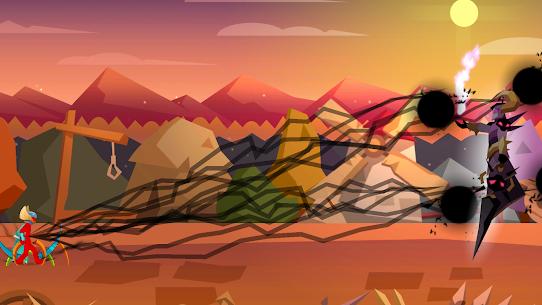 Stick Fight – Shadow Archer Battle Arena Mod Apk (Unlimited Items) 4