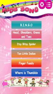 Popular Kids Song Free and Offine - English