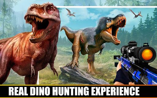 Wild Dinosaur Hunting Games: Animal Hunting Games  screenshots 2