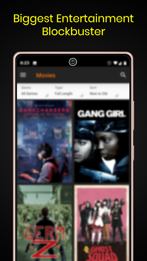 Foto do ROKO : Free streaming for live TV & movies