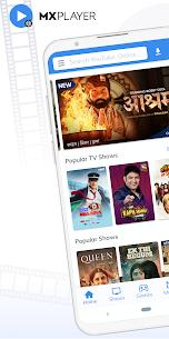 MX Player Online: Web Series, Movies, Music MOD (Premium) 1