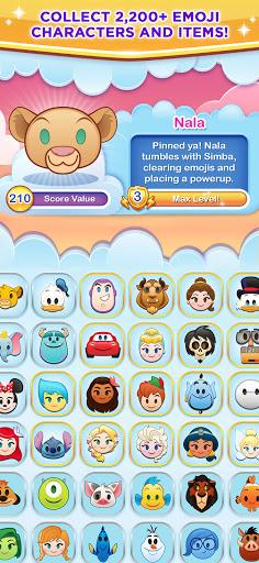 Disney Emoji Blitz - Disney Match 3 Puzzle Games  screenshots 1