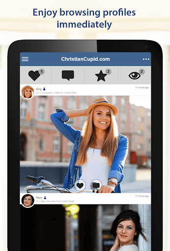 ChristianCupid - Christian Dating App 3.2.0.2662 Screenshots 6