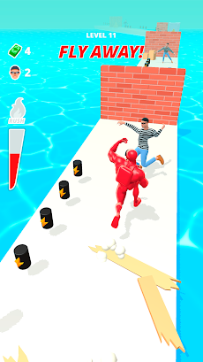 マッスルラッシュ (Muscle Rush) - ランニングゲームのおすすめ画像1