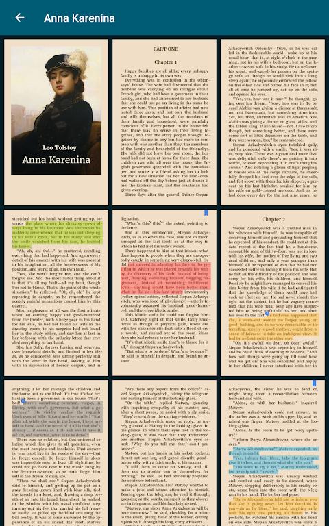 ReadEra Premium - book reader pdf, epub, word poster 12