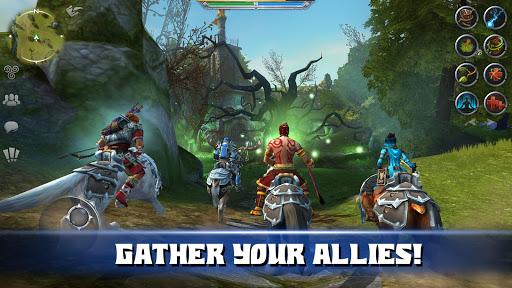 Celtic Heroes - 3D MMORPG  screenshots 5