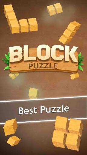 Wood Block Puzzle: Reversed Tetris & Block Puzzle android2mod screenshots 1
