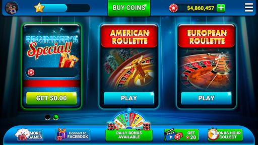Roulette Casino Games ud83dudc8e Free Pro VIP Vegas Wheel 1.1.5 screenshots 9
