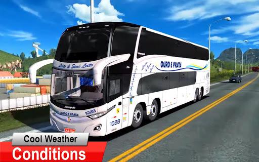 City Coach Bus Driving Simulator 3D: City Bus Game screenshots 5