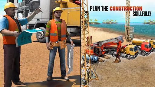 Beach House Builder Construction Games 2021 screenshots 8