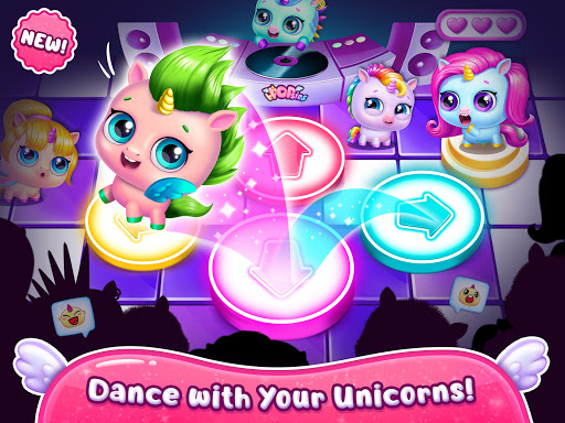 Kpopsies - Hatch Your Unicorn Idol modavailable screenshots 9