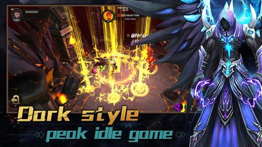 Hunter Legend : Chaos dungeons - Idle RPG https screenshots 1