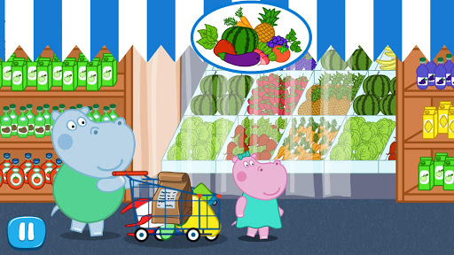 Kids Supermarket: Shopping mania  screenshots 22