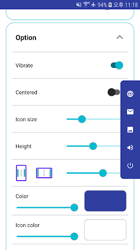 Simple Control - Navigation bar apktram screenshots 7