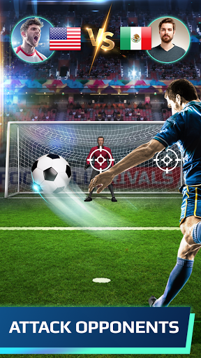Football Rivals - Soccer game to play with friends Apkfinish screenshots 1