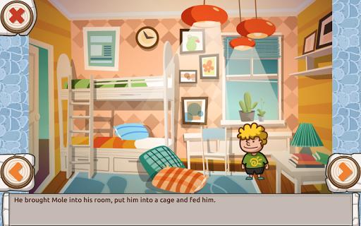 Mole's Adventure - Story with Logic Games Free 2.1.0 screenshots 9