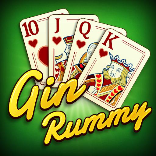 Gin Rummy - Juego de cartas de Gin Rummy gratis