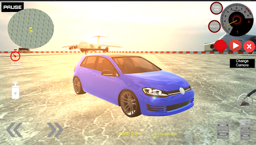 Golf GT Drift Simulator  screenshots 4