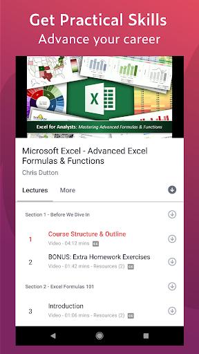 Udemy - Online Courses 6.19.1 Screenshots 2