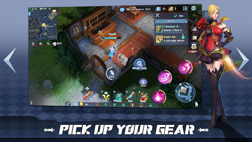 Survival Heroes - MOBA Battle Royale 2.3.1 screenshots 4