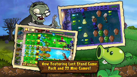 Descargar Plants vs Zombies APK (2021) {Último Android y IOS} 4