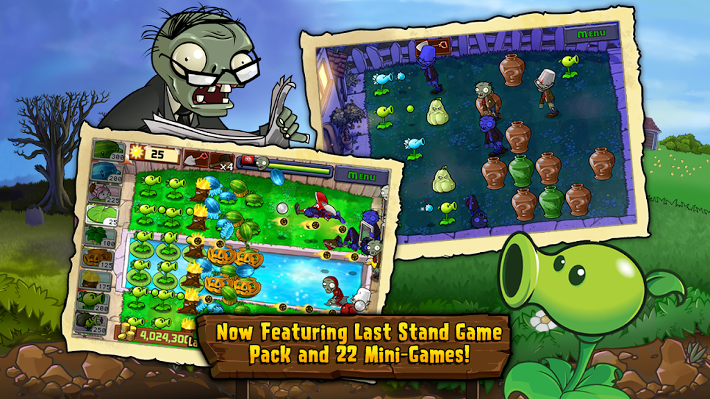 Plants vs. Zombies FREE  poster 3
