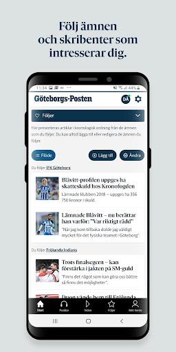 Göteborgs-Posten  screenshots 3