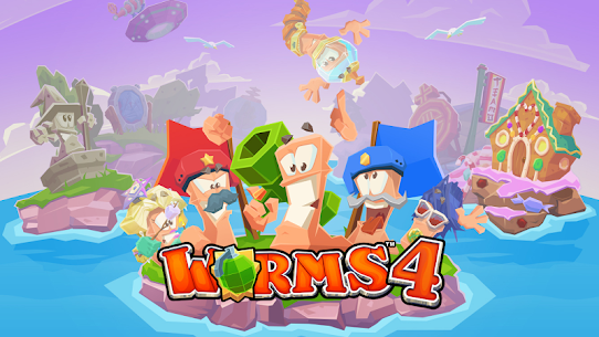 Worms 4 APK Download For Android 1
